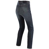 Jeans Donna Pmj Sara Indigo Blu Donna