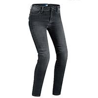 Jeans Donna Pmj Skinny Nero Donna