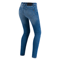 Jeans Donna Pmj Skinny Blu Chiaro Donna
