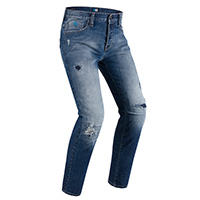 Jeans Pmj Street Destroyed Stone Washed