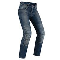 Jeans Pmj Vegas Denim Blu Medio