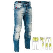Pmj Denim Vegas Blu Medio