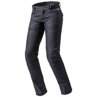 Rev'it Jeans Orlando H2o Lady Rf Blu Standard 32 Donna