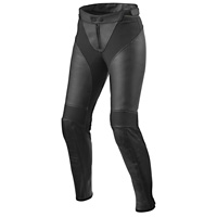 Rev'it Luna Ladies Leather Pants Black
