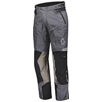 Pantaloni Scott Dualraid Dryo Nero Grigio Iron