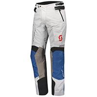 Pantaloni Scott Dualraid Dryo Blu Grigio Lunar