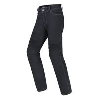 Spidi Furious Pro Denim Jeans Black