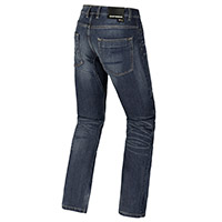 Jeans Spidi J-tracker Tech Blu Scuro