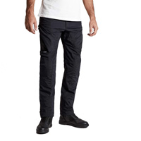 Pantaloni Moto Spidi Stretch Tex Nero