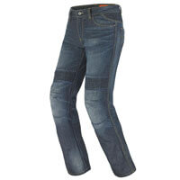 Spidi J&racing Denim Jeans Blue Dark Used