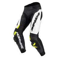 Pantalon Spidi Rr Pro Warrior Jaune Noir