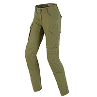 Spidi Pathfinder Lady Jeans Green Military