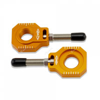 Kite Axle Blocks Ktm Sx - Exc 05/12 Orange
