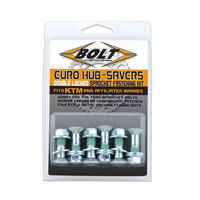 Bolt Crown Screw Kit Japan Black Galvanized