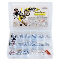 Bolt Screw Kit Suzuki Rm - Rmz Pro Pack