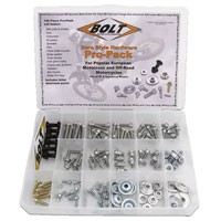 BOLT SCREW KIT EURO PRO PACK