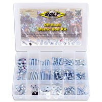 Bolt Screw Kit Japanese Pro Pack