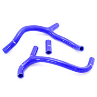 KITE SILICON RADIATOR HOSES KIT KTM EXCF 450 - 500 12/16