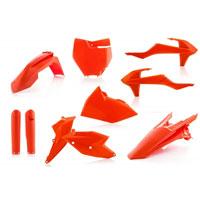 Acerbis Full Kit Plastiche Ktm Sx - Sx-f 16/18 Arancio