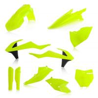 Acerbis Full Kit Plastiche Ktm Sx - Sx-f 16/18 Giallo Fluo