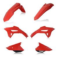 Acerbis Plastics Kit Honda Crf450 2021 Oem