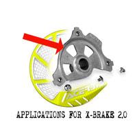 Acerbis Applicazione Di Montaggio Per X-brake 2.0 Yamaha Yz 04/17 Yzf 04/13 Wr
