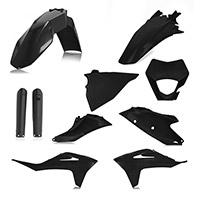 Acerbis Plastics Kit Gas Gas Ec/ecf21 Black