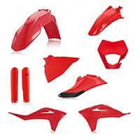 Acerbis Plastics Kit Gas Gas Ec/ecf21 Red