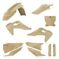 Acerbis Plastics Kit Husqvarna Tc/fc 19 Sand