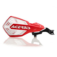 Acerbis K Future Handguards Gas Gas Red White