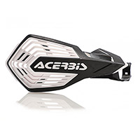 Acerbis K Future Handguards Honda H Black White