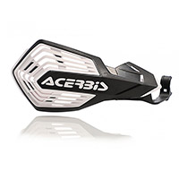 Acerbis K Future Handguards Honda Black White