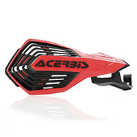 Acerbis K Future Handguards Honda Red Black