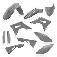 Acerbis Honda Crf 250/450r Plastics Kit Grey