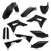 Kit Plasticos Acerbis Honda CRF 250/450R negro