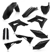 Kit Plasticos Acerbis Honda CRF 250/450RX negro