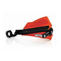 ACERBIS Handguards X-FACTOR orange/white Color - 2
