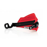 Acerbis Handguards X-factor Red Color - 2