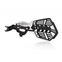Acerbis K Future Handguards White Black