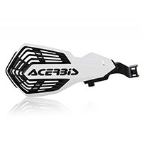 Acerbis X Future Handguards Black White