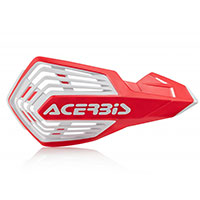 Acerbis X Future Handguards Red White