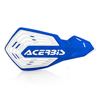 Acerbis X Future Handguards Blue White