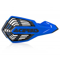 Acerbis X Future Handguards Blue Black