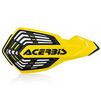 Acerbis X Future Handguards Yellow Black