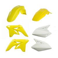 Acerbis Full Plastic Original Kit 0010293 For Susuki Rmz 250 07-09