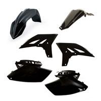 Acerbis Kit Plastiche Nero 0013775 Per Yamaha Yzf 250 10-13