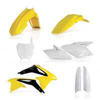 Acerbis Kit Plastiche Originale 0013982 Per Susuki Rm-z 450 2008-2017
