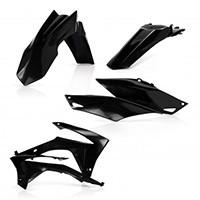 Acerbis Kit Plastiche 0016899 Nero Per Honda Crf250r 14-17 E Crf450r 13-16