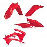 Acerbis Kit Plastiche 0016899 Rosso Per Honda Crf250r 14-17 E Crf450r 13-16
