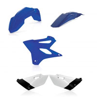 Acerbis Full Plastic Original Kit 0017903 For Yamaha Yz 85 15-17